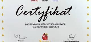 """CPDMZ w Kielcach - druga edycja kampanii HDK pod hasłem """"Niepodległą mamy we krwi"""""""