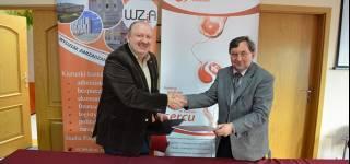 Umowa o współpracy z Wydziałem Zarządzania iAdministracji
